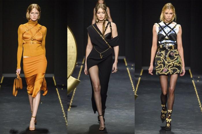 #MFW:「不完美的才是新完美」,Versace 以這個方式打進年輕市場!