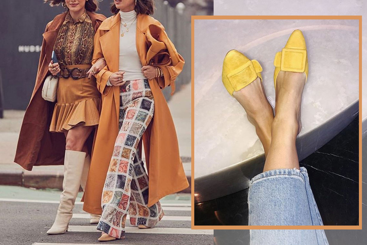 Fashion editors and stylists beloved shoes brands