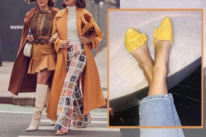 發現很多時裝編輯和造型師,都在穿這 4 個品牌的鞋子⋯⋯
