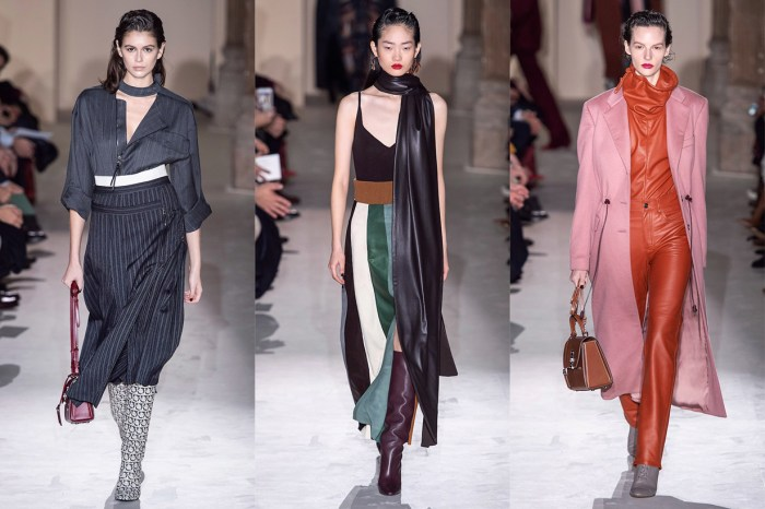 #MFW:Dressing Toe to Head,新總監從鞋履重新定義 Ferragamo 女人的成熟優雅!