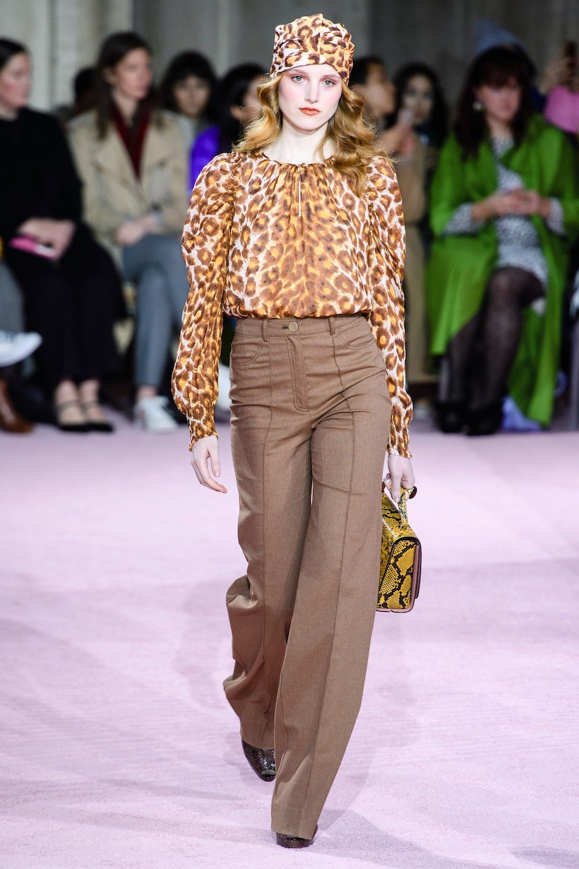 nyfw kate spade new york fashion week 2019 fall collection