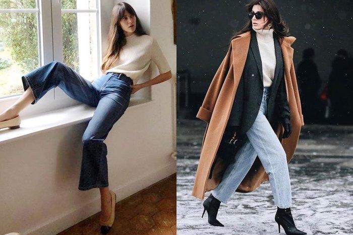 牛仔褲「襯法千百種」!法式女孩提供源源不絕的穿搭靈感