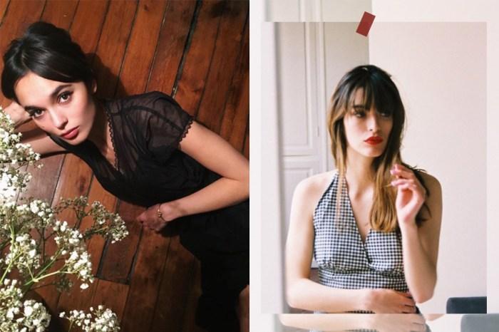 散發法國女生的輕性感,必備這款顯瘦又高雅的設計!
