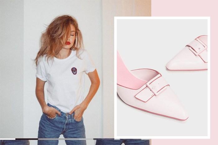 #LFW:貓跟鞋當道!Gigi Hadid 腳上的這款竟然只需港幣 $439?