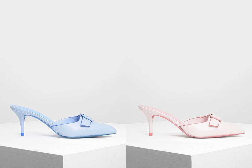 gigi-hadid- CHARLES & KEITH shoes LFW