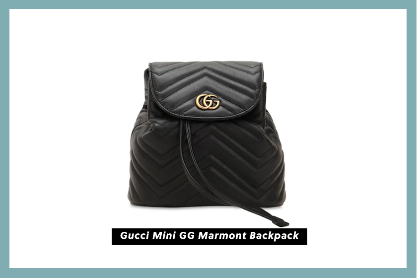 Gucci Mini GG Marmont Backpack