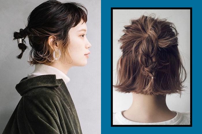 大量簡易編髮教學:Follow 這位髮型師,再也不用羨慕日本女生頭上的超美辮子!