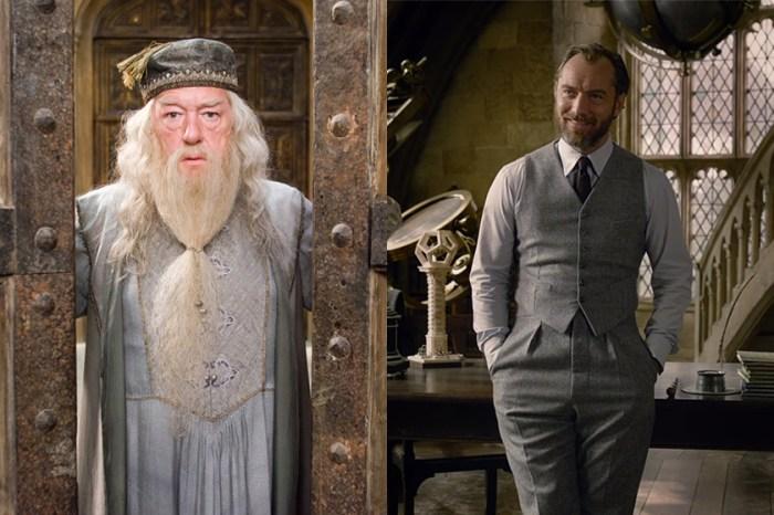 從《哈利法特》到《怪獸》的經典名句,讓鄧不利多給你上一課!