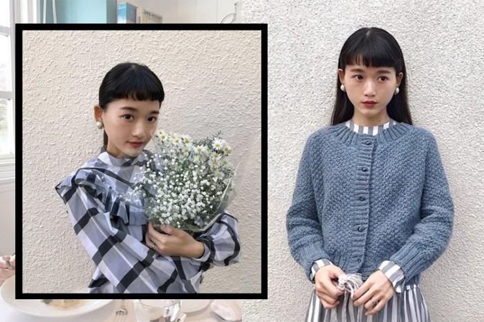 想嘗試日系復古文藝風?這位東京古着女生,會給妳滿滿靈感!