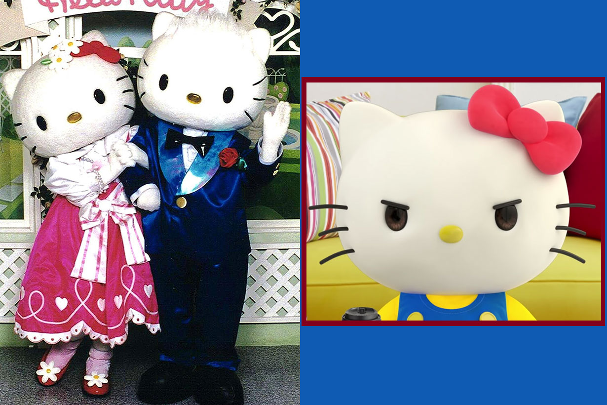Hello Kitty Youtube Channel, why not get married