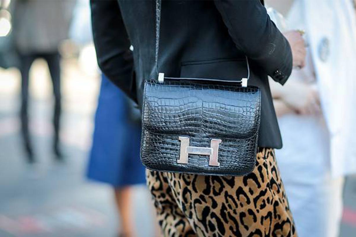 Hermès Constance Investment Bag
