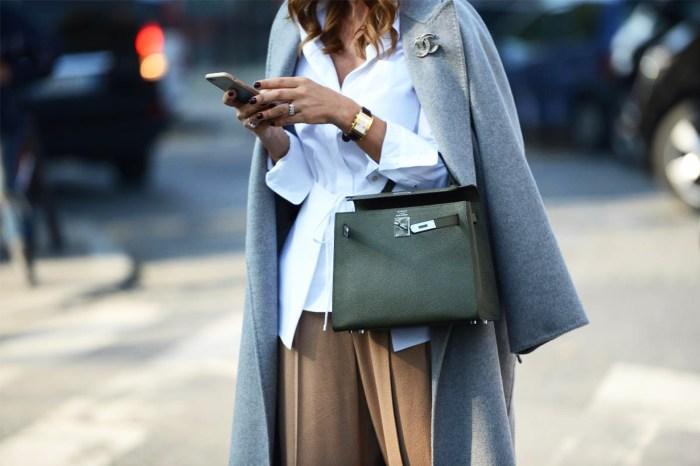 這款低調的 Hermès 手袋,原來也是女生爭相搶購的投資款!