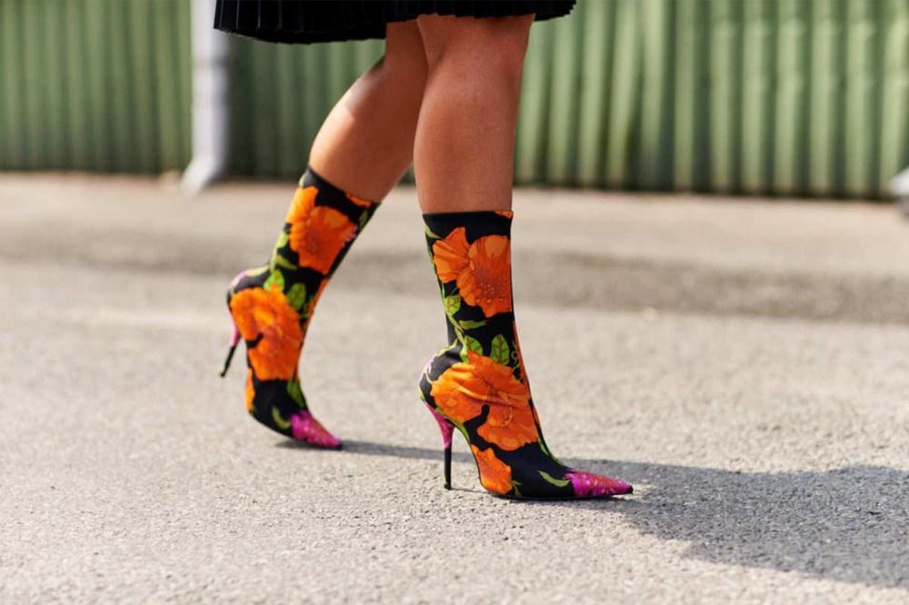 Sock Boots Street Style