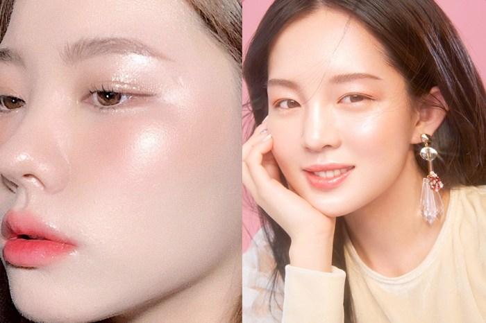 強調細緻的光澤和高級感,韓國女生現在最愛的「極光妝」肯定要學!