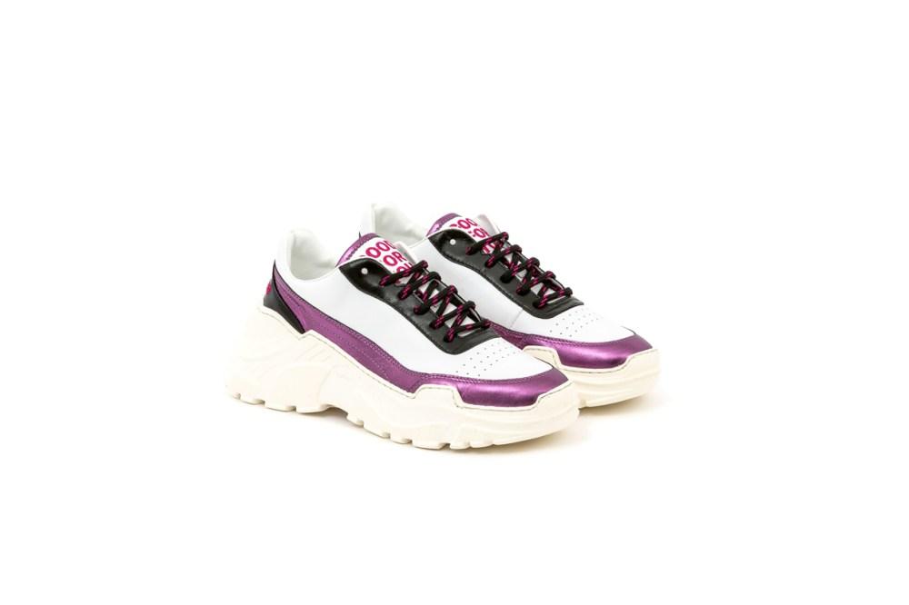 Irene Kim Joshua Sanders sneakers white ireneisgood taiwan zenith