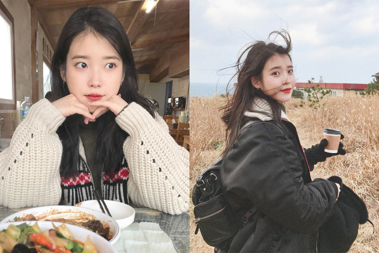 IU Lee Ji Eun dlwlrma insomnia cure how to fall asleep at night KBS2 Conversation with Heeyeol K Pop Korean Idols Korean Celebrities Korean Singers Actresses