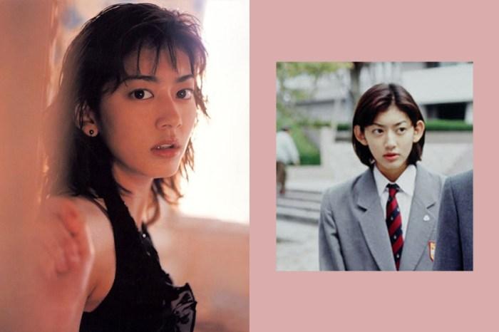 永遠最經典:日劇中的「初代」湘琴,41 歲的她再度勾起影迷回憶!