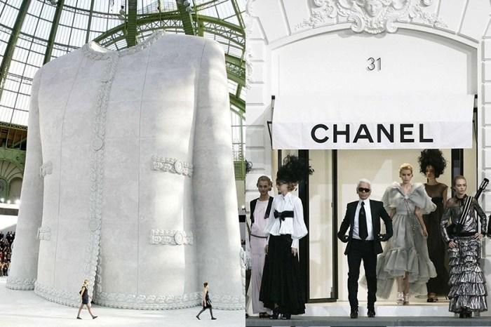 最後的完美謝幕:回憶老佛爺 40 場 Chanel 最經典大秀,伴他走完傳奇人生!