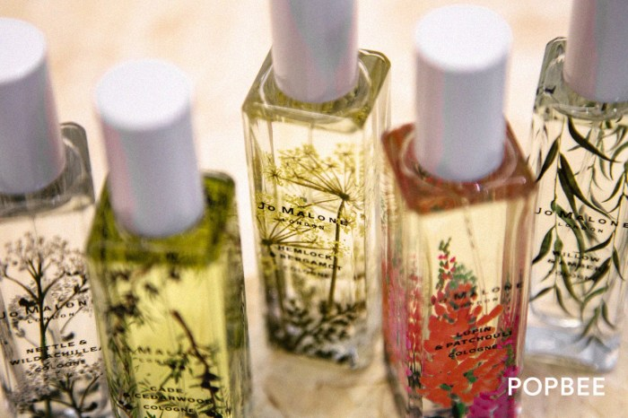 開箱!Jo Malone London Wild Flowers & Weeds 香水系列太美了