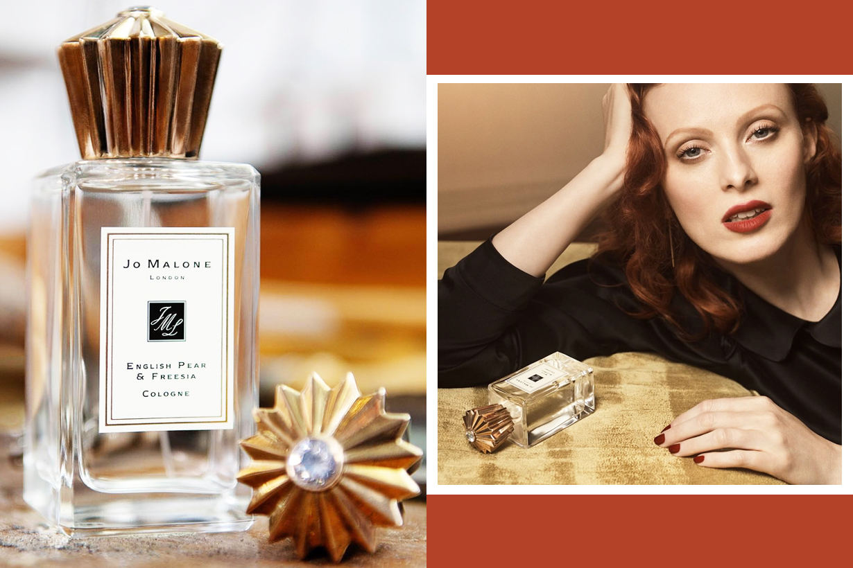 Jo Malone London Birthstones Cologne Cap Karen Elson Duffy Perfume Bottle Cap Cologne Birthday Presents Idea 12 months