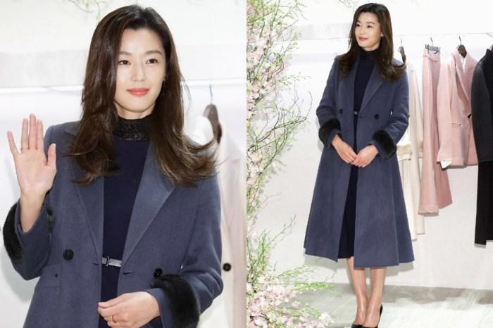全智賢為首飾品牌拍攝廣告照,更被韓媒大爆養尊處優的賺錢方式!