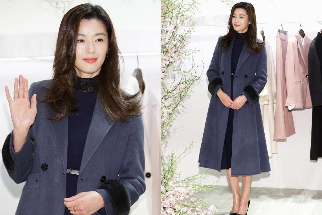 Jun Ji Hyun Stone Henge Korean Jewellery Accessories brand Advertisement campaign image K pop korean idols celebrities actresses