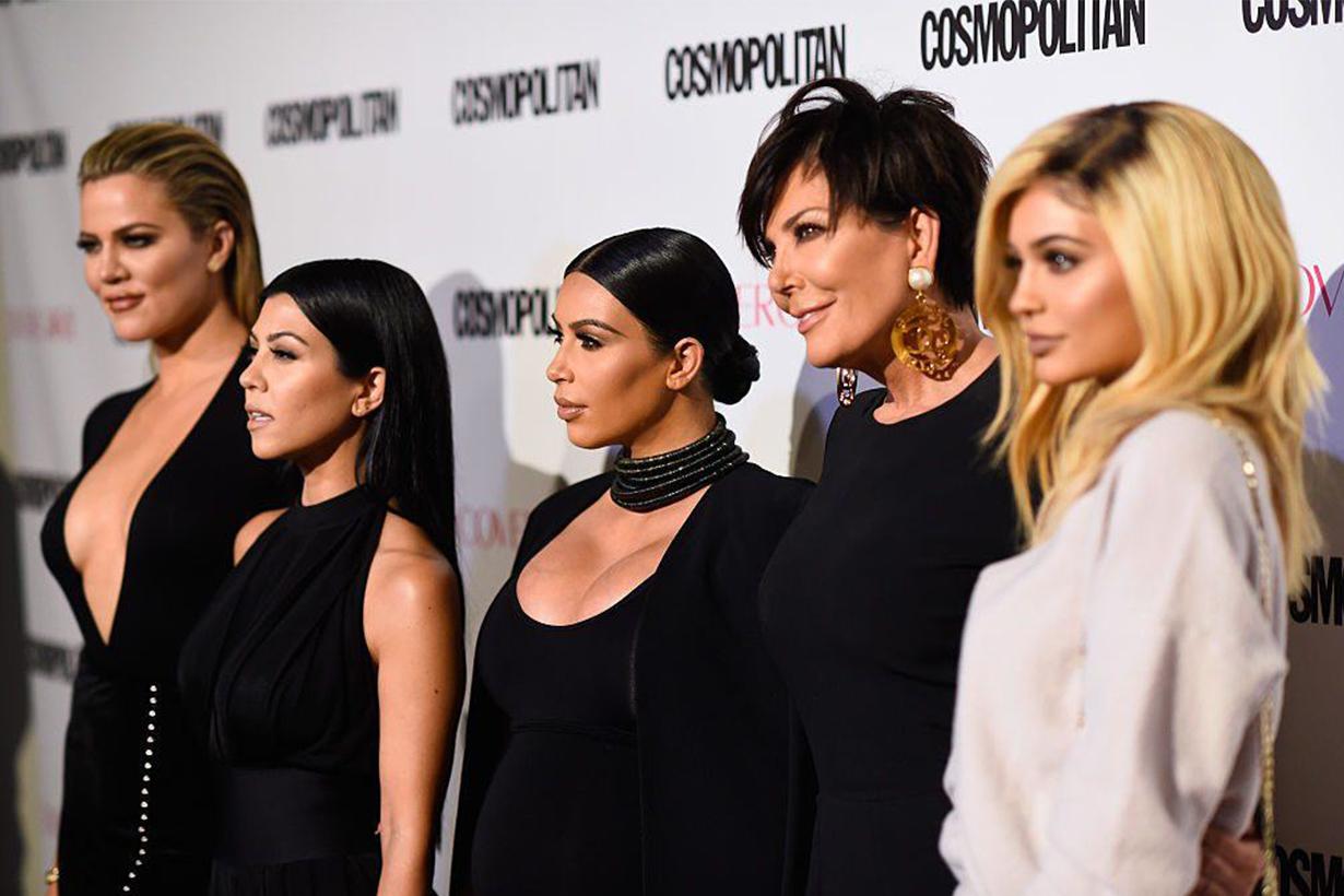 Kim Kardashian, Khloé Kardashian, and Kylie Jenner Have Reportedly Trademarked Their Children's Names