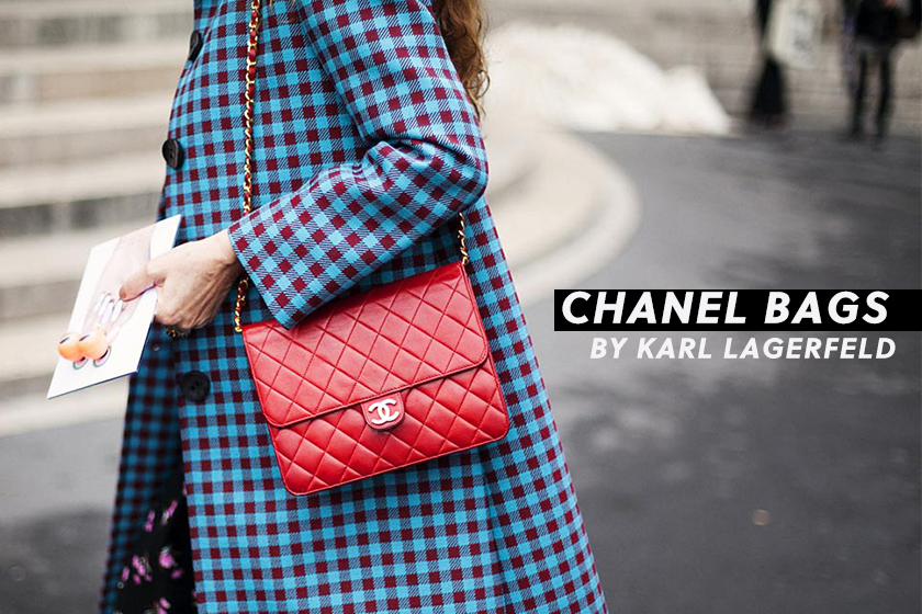 karl-lagerfeld-HANDBAGS Chanel CLASSIC FLAP 11.12 BOY CHANEL Gabrielle