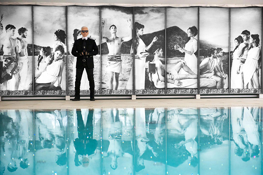 Karl Lagerfeld design hotels
