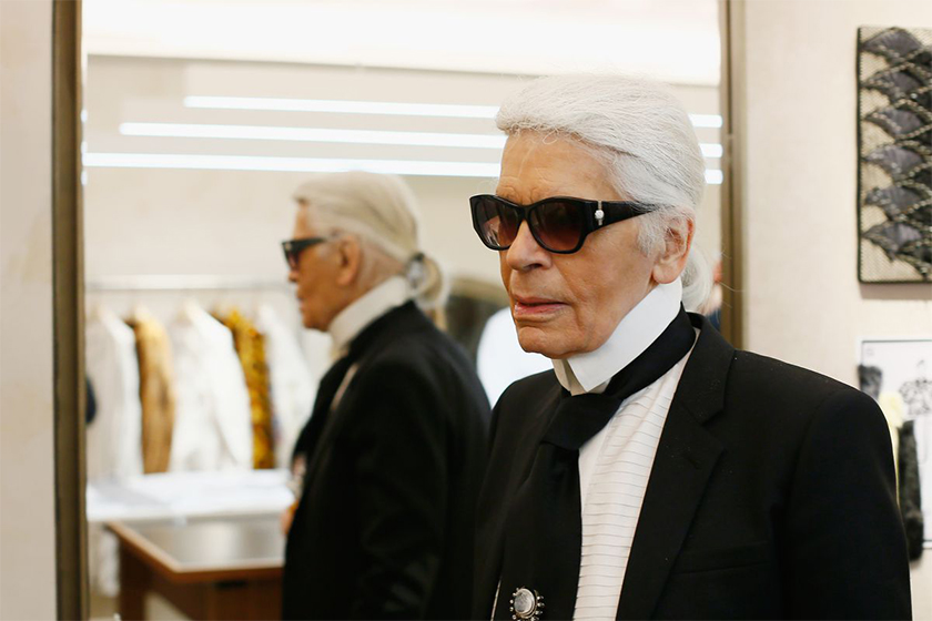 karl lagerfeld lifestyle philosophy