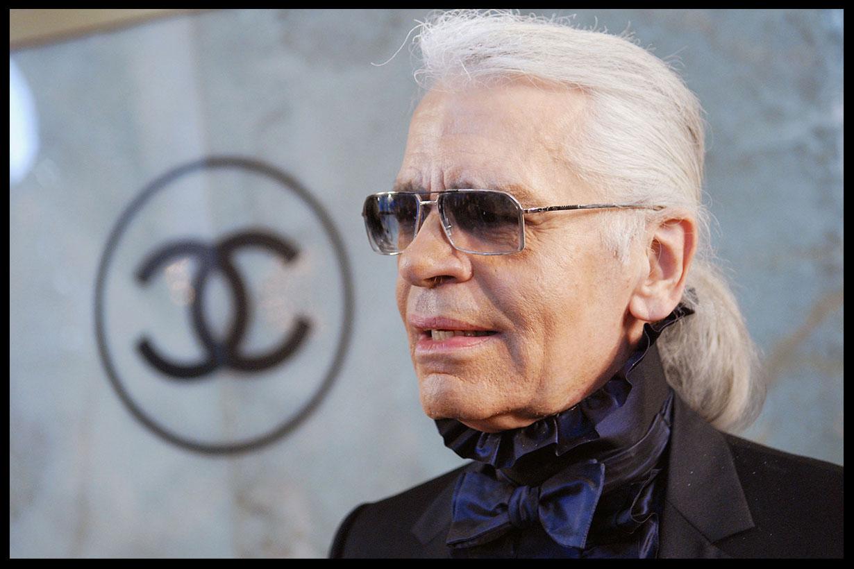 Karl Lagerfeld, Chanel, unforgettable stories