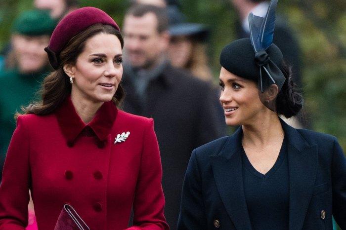 真的「有芥蒂」?凱特王妃不出席 Meghan Markle 產前派對的原因