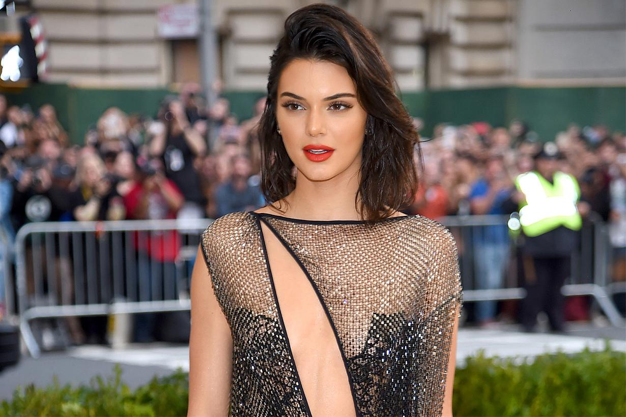 Kendall Jenner just got a fringe