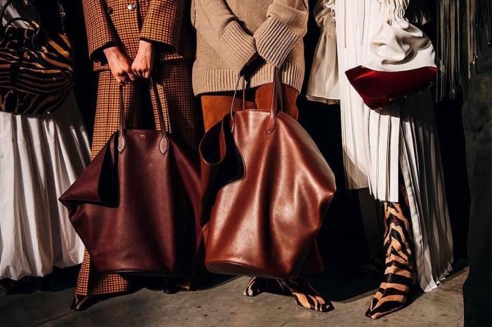 一個手袋驚豔時裝週:不需浮誇 Logo 堆砌,極簡質感完全為職場女生而設!