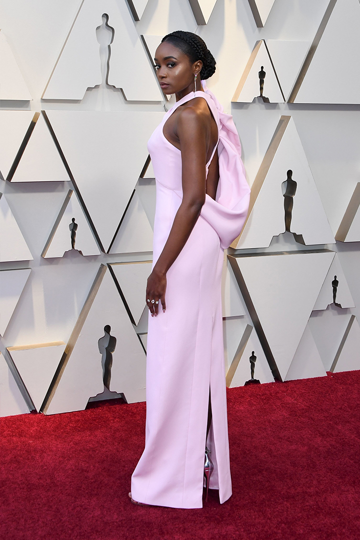 Oscars Red Carpet 2019 Pink Trend