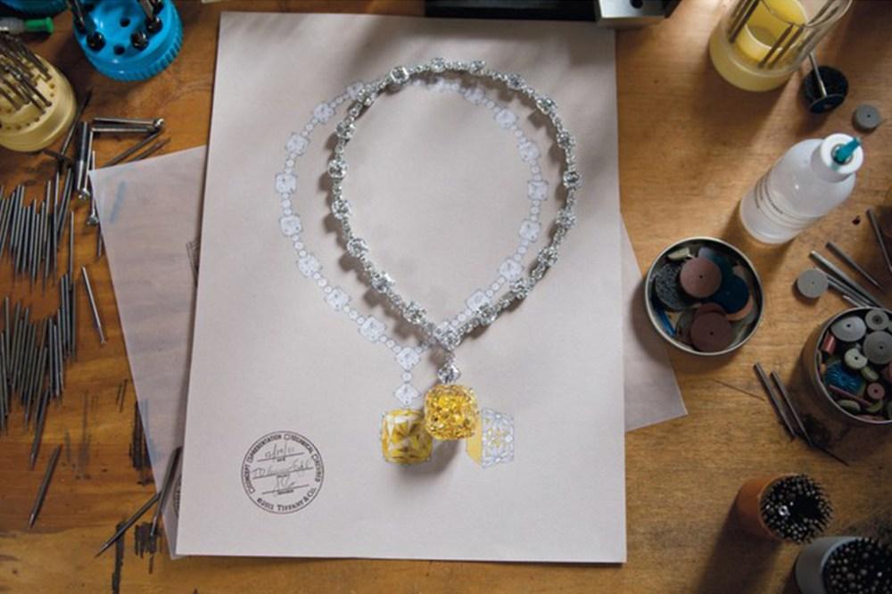 Tiffany & Co. Yellow Diamond