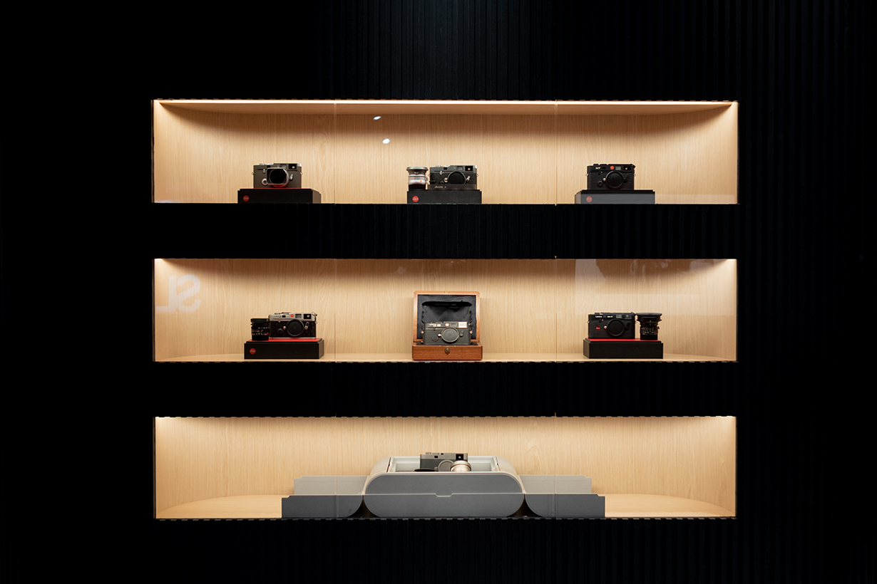 Leica Store in Causeway Bay