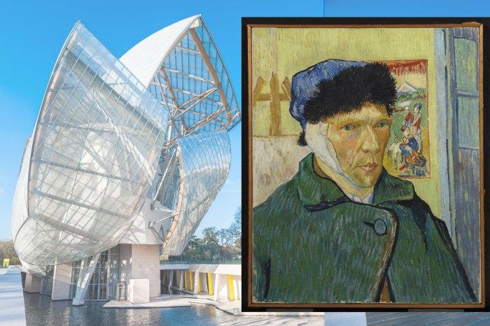 到巴黎,別錯過!Louis Vuitton 舉辦藝術珍藏展覽