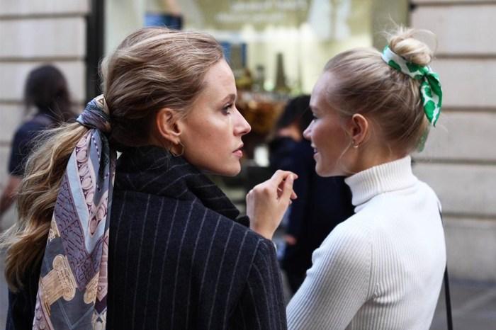 今季流行讓你「全身看似很名貴」的髮型,零技巧、2 分鐘已能完成!