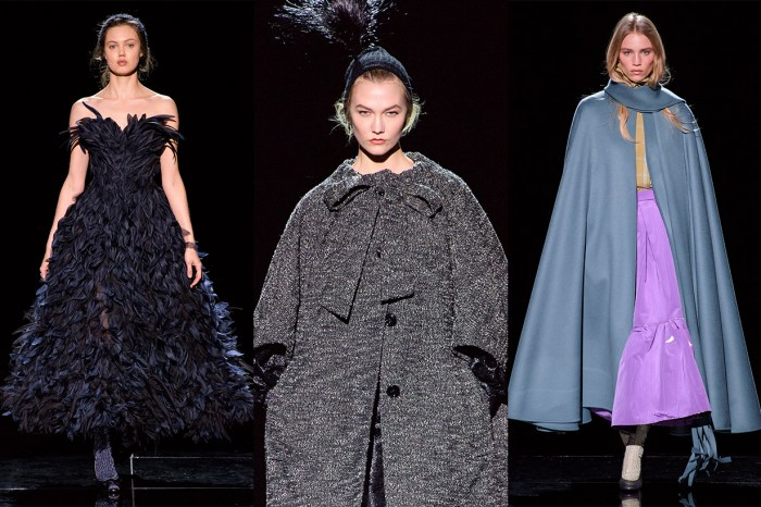 #NYFW:想擁有模特的氣場,秋冬必選 Marc Jacobs 這款大衣設計!