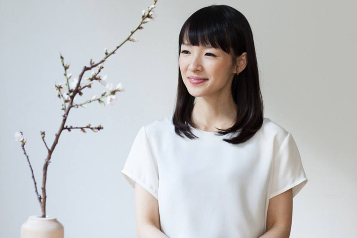 Marie Kondo Has an Extremely Organized Skin-Care Routine