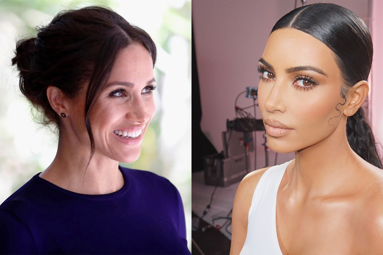 Meghan Markle Kim Kardashian Japanese Skincare Tatcha Classic Rice Polish  exfoliant cleanser The Rice Polish Foaming Enzyme Powder: Deep The Rice Polish: Calming Celebrities Skincare Tips