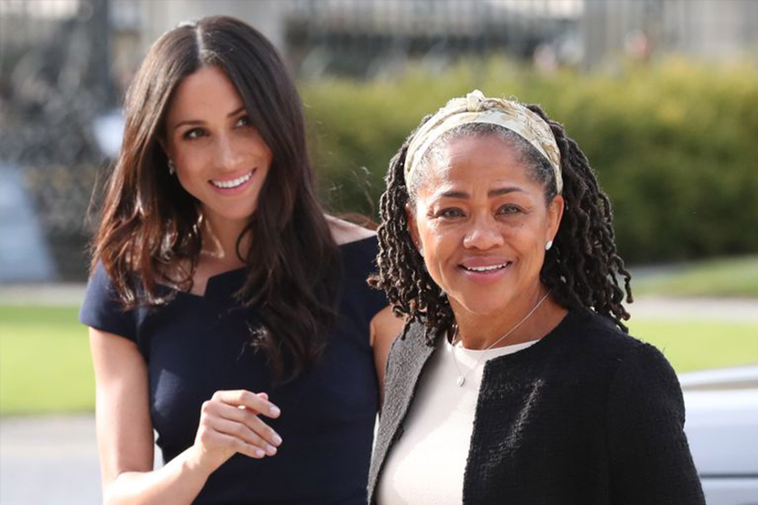 Meghan Markle's Mother Doria Ragland