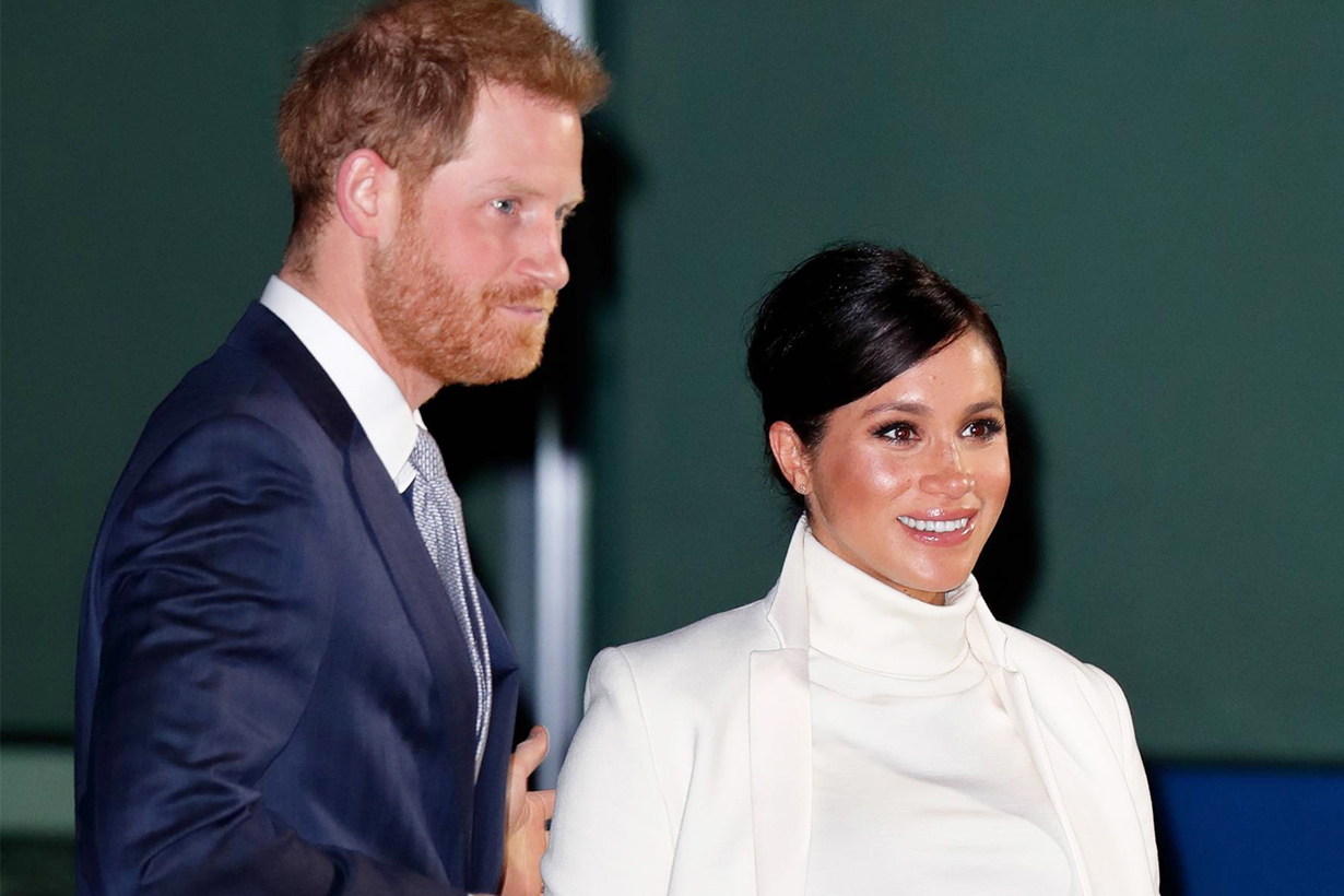Meghan Markle Prince Harry Royal Baby Due Date pregnancy George Clooney Taurus Kensington Palace British Royal family