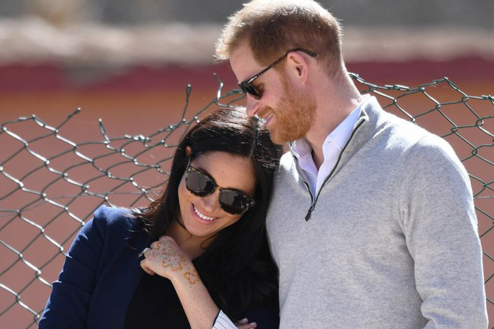 Meghan Markle Royal Baby Sex