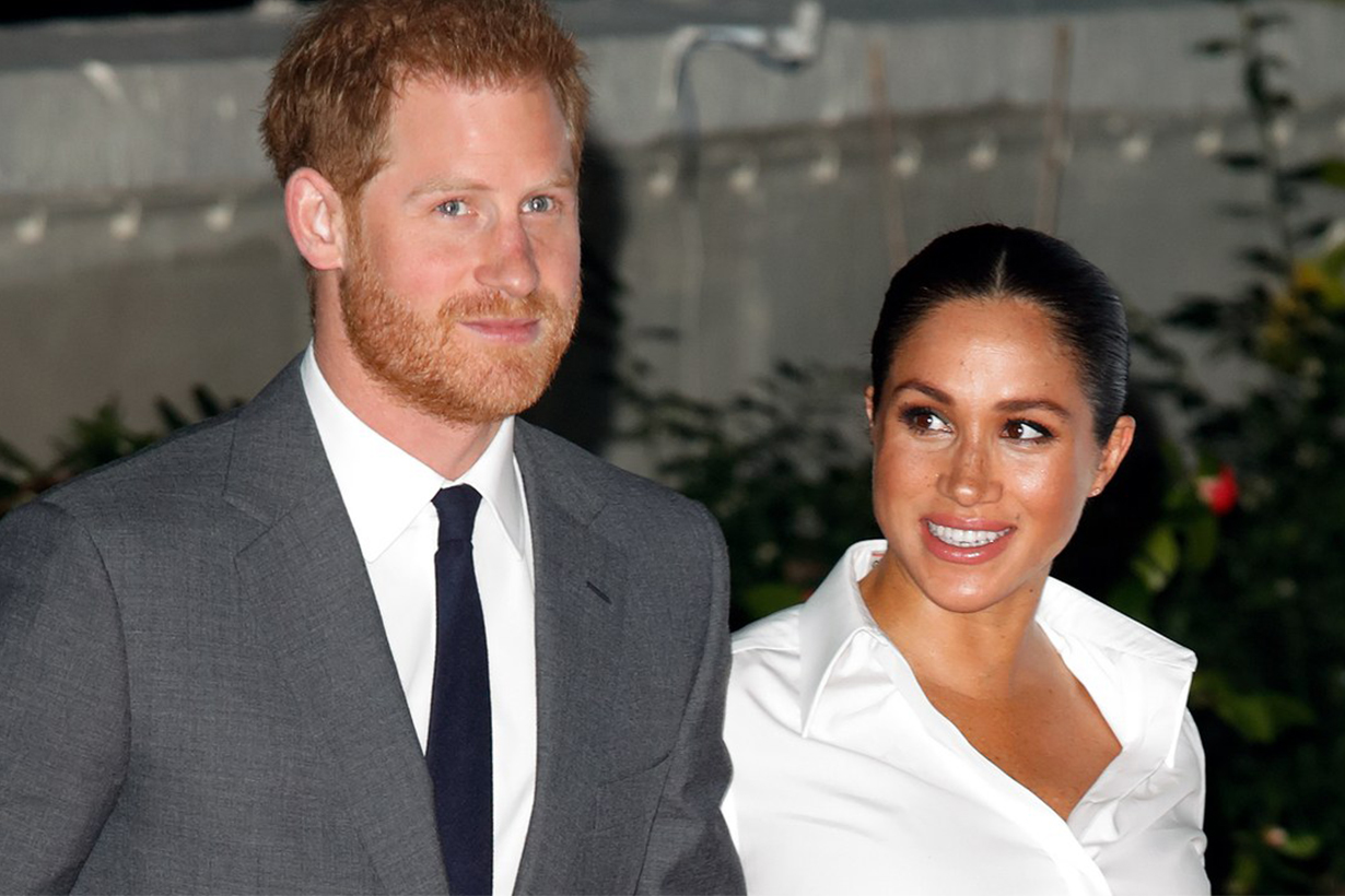 Prince Harry and Meghan Markle are Reportedly Planning to Send Their Future Child to an American School