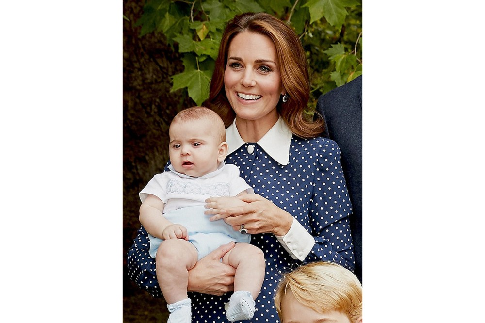 Prince Louis Arthur Kate Middleton