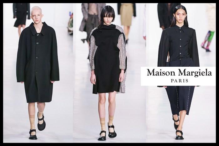 #PFW:因為 Maison Margiela,笨拙的「學生鞋」今季升格變時尚!