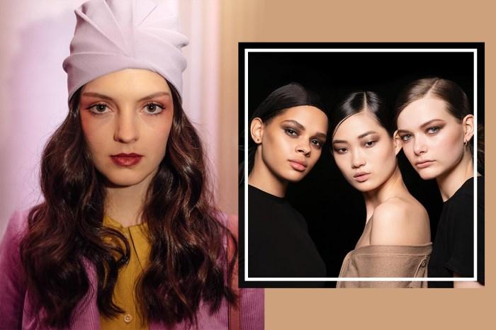 #NYFW:沒想到接下來的彩妝趨勢竟然是跟「鐵銹」有關?