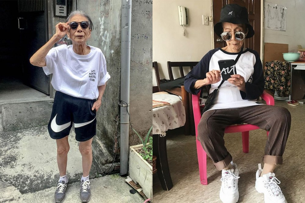 Moon Lin Taiwanese Fashion Blogger